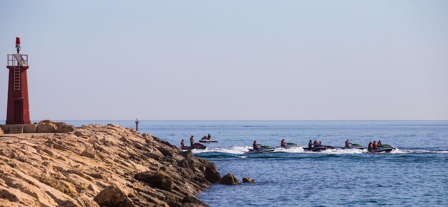 Eventos en barco en Barcelona