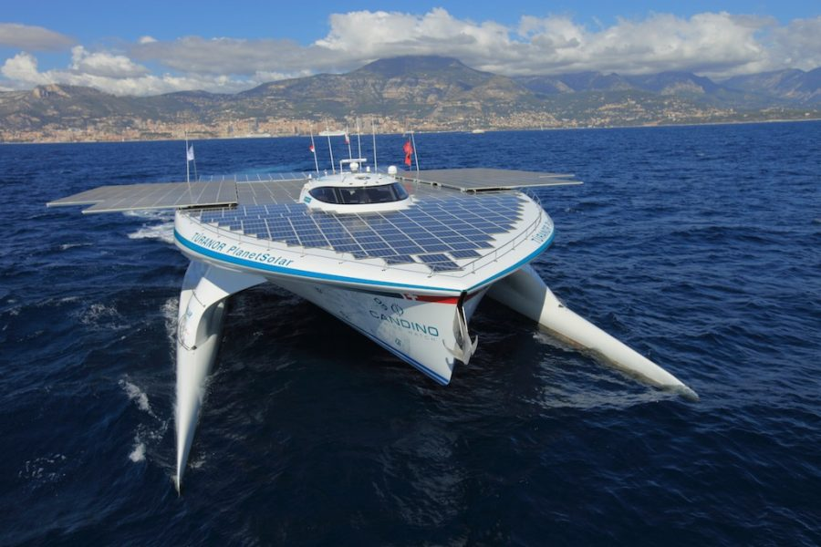 Barcos solares