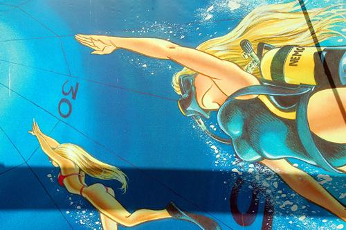 Nemo 33 la piscina de uso deportivo mas profunda del mundo for Piscina mas profunda del mundo