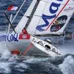 Vendee Globe 2012-13. Jérémie Beyou declara el abandono de la regata