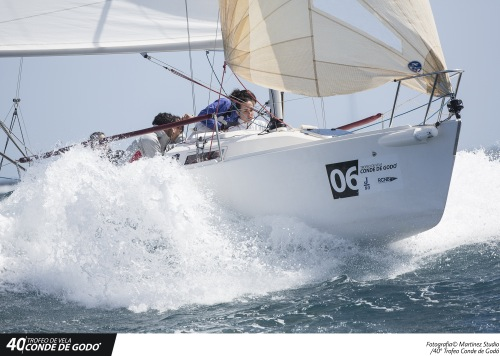 40 Trofeo de Vela Conde Godó - Photo ©MartinezStudio.es