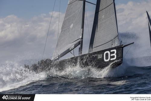 40 Trofeo de Vela Conde GodÛ - Photo ©MartinezStudio.es