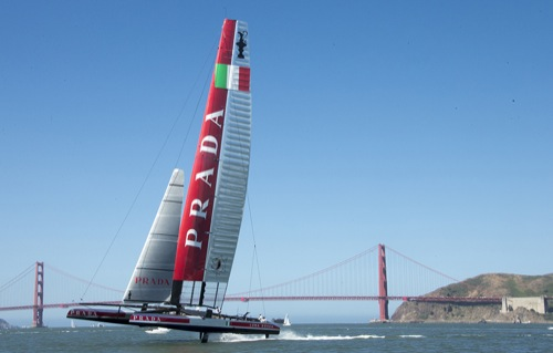 34 America´s Cup San Francisco
