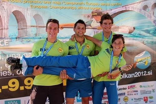 Slovenian Gold Medallists