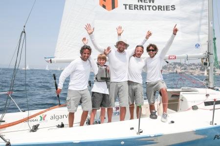 """J80 español """"New Territories"""" campeón del mundo de j80"""