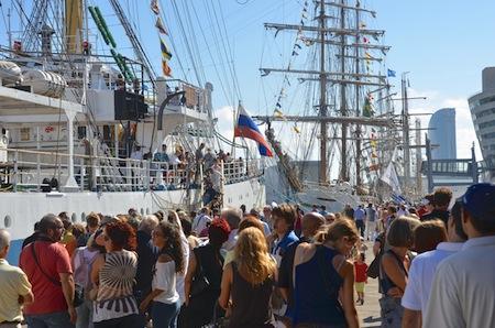 Mediterranean Tall Ship Race 1
