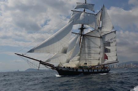 Mediterranean Tall Ship Race 3