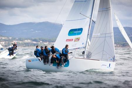 Platu25 World Championship Portosín 2013