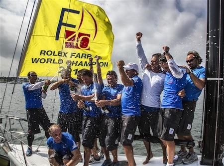 Rolex Farr 40 Worlds 3