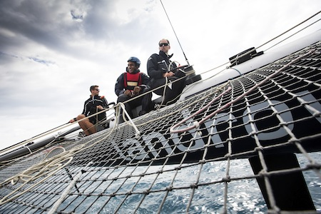 The Extreme Sailing Series 2013