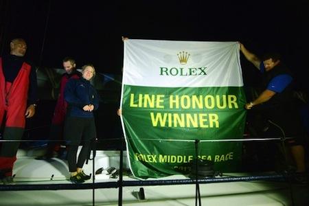 34  Rolex Middle Sea Race