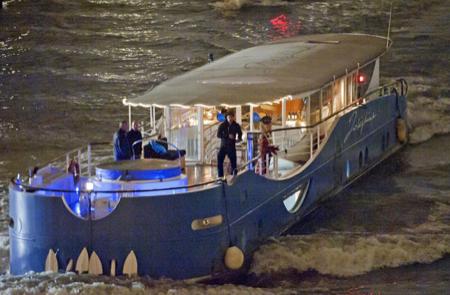 Boda en barco en Sevilla 5