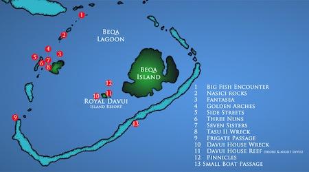 Beqa Lagoon