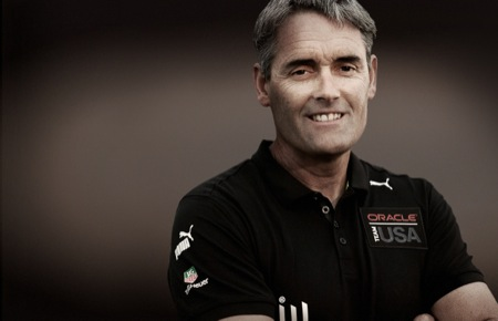 America´s Cup Russell Coutts - Oracle Team USA