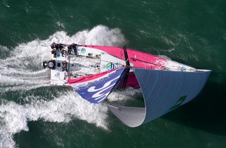 Volvo Ocean 65 Team SCA - 2