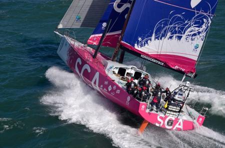 Volvo Ocean 65 Team SCA - 3