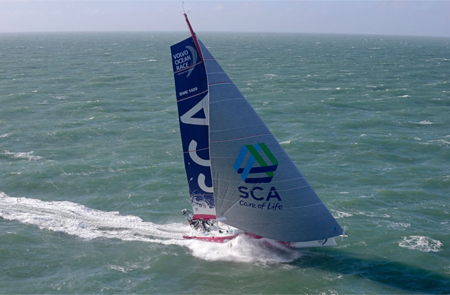 Volvo Ocean 65 Team SCA - 4