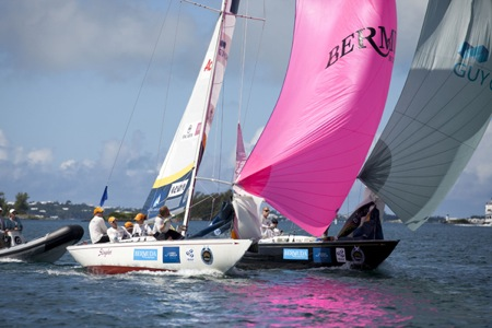 World Match Racing Tour -10