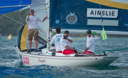 World Match Racing Tour -3