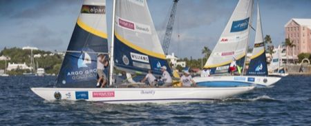 World Match Racing Tour, Argo Cup, Bermuda,
