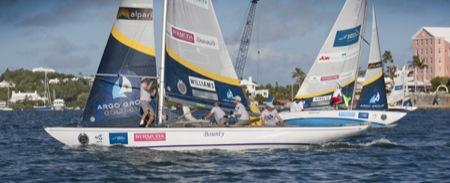 World Match Racing Tour, Argo Cup, Bermuda,