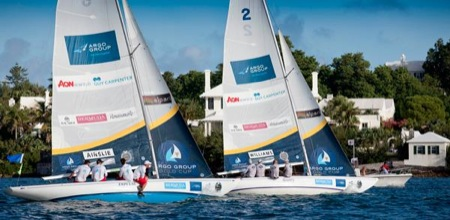 World Match Racing Tour -5