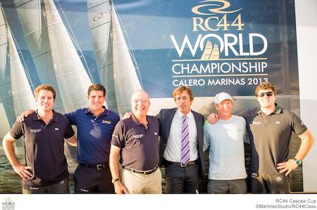 RC44 World Championship