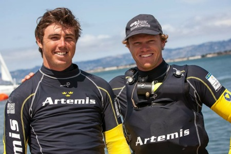 Artemis Racing 35 America´s Cup