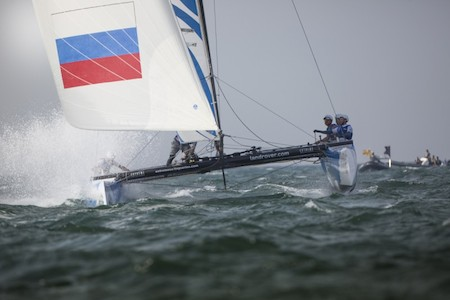 Extreme Sailing Serie Muscat