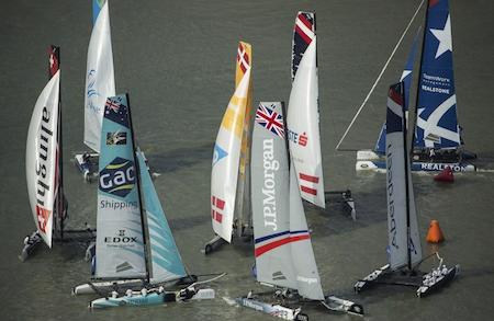 Extreme Sailing Series,
