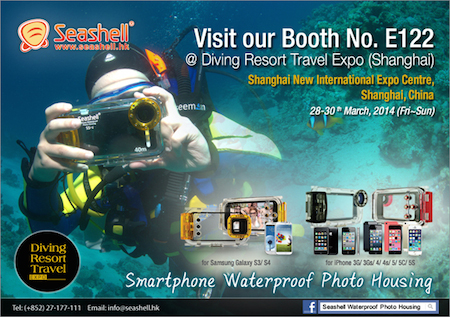 Diving Resort Travel Expo Shanghai