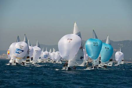 ISAF Sailing World Cup Hyères