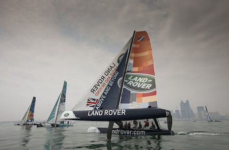 Extreme Sailing Serie Qingdao