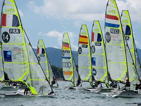 Sailing World Cup Hyères