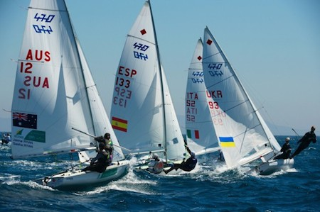ISAF World Cup Hyères