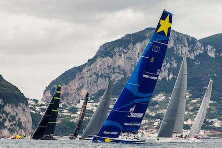 Capri Sailing Week 2014
