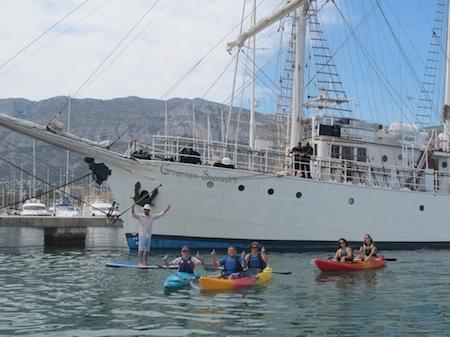 Experiencias Náuticas - Kayak y Paddle Surf