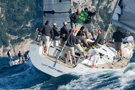 Capri Sailing Week 2014