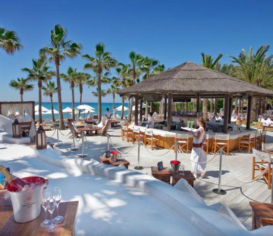 Los mejores chiringuitos en la playa de Mojácar