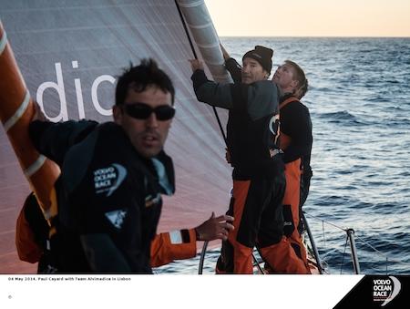 12 Volvo Ocean Race