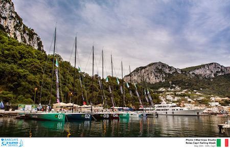 Capri Sailing Week