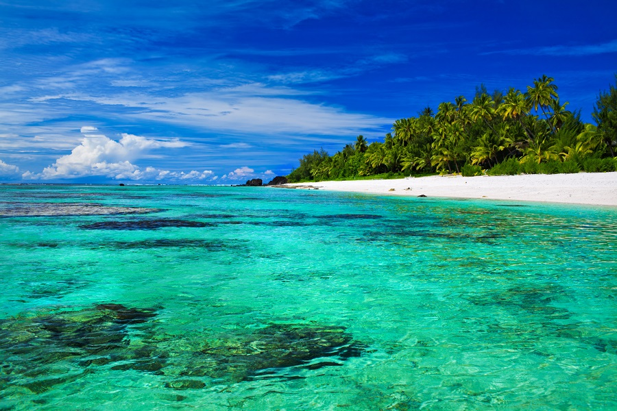 Descubriendo las mejores playas del mundo las islas cook for Las mejores alfombras del mundo