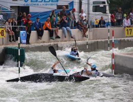 Campeonato de Europa de Slalom Olímpico