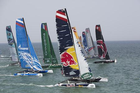 4 Extreme Sailing Series