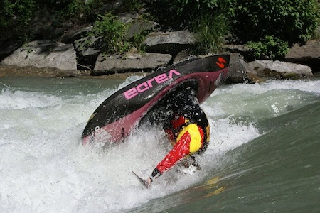 ICF Kayak Freestyle World Cup,