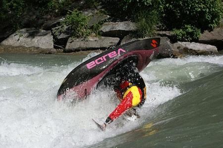 ICF Kayak Freestyle World Cup,