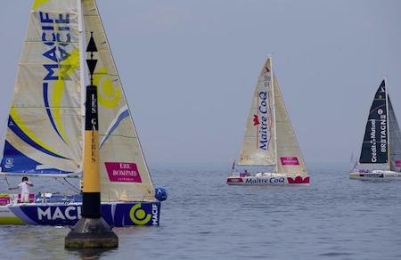 Solitaire du Figaro 2014