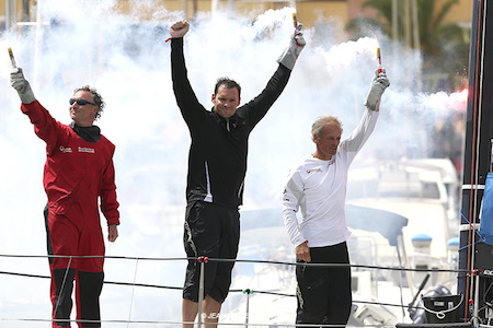 Tour de Francia de vela