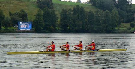 World Rowing Cup Lucerna