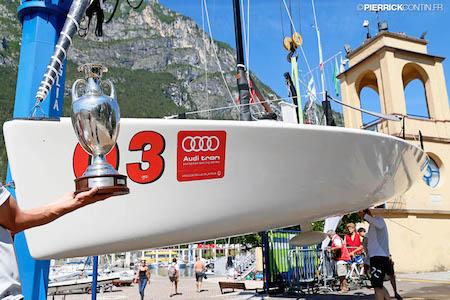 Melges 24 European Sailing Series   2014 , 4th event Riva del Garda